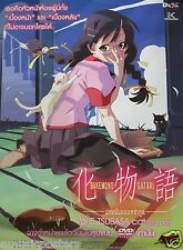 "BAKEMONOGATARI ""GIRL WITH 2 CATS"" ASIAN PROMO POSTER - Japanese Anime & Manga"