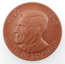 #e3201 Meissen Medaille Dr. Th. Neubauer Pädagogische Wissenschaften der DDR