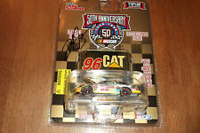 DAVID GREEN AUTOGRAPHED #96 CAT RACING CHAMPIONS LIMITED EDITION 1:64 (57
