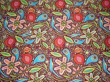 "By the Half Yard! ""Azuli"" Beautiful Bohemian style fabric In the Beginning"