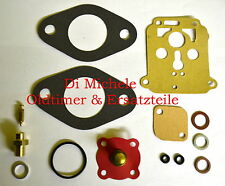 FZD 32 Dellorto Vergaser Kit z.B. Fiat 500 Abarth, Innocenti Mini