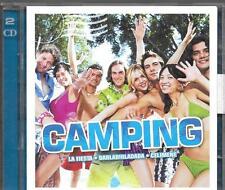 2 CD COMPIL AMBIANCE 28 TITRES--CAMPING--FIESTA/LAMBADA/BAILEMOS/ALI BABA...