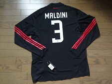 AC Milan #3 Maldini 100% Authentic Player Issue Jersey 2008/09 3rd XL Still BNWT