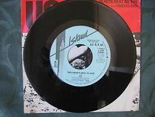 "U2 Two Hearts Beat As One PROMO 7"" Single 1983 USA Sammlung / Collection RARE!"