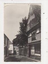 Fisher Street & Quay Lane Sandwich 1960 RP Postcard 821a