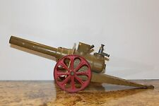 "Vintage Big Bang Toy Cannon No.10 CC  17"" Long. Nice One"