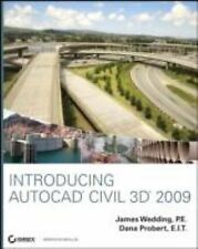 Introducing AutoCAD Civil 3D 2009