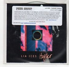 (FO880) Lia Ices, Higher - 2014 DJ CD