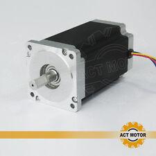 ACT Motor GmbH 1PCS Nema34 Schrittmotor 34HS5460 6.0A 151mm 11Nm 3D Drucker