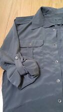 Final Hour Sale New Joe's Jeans Military Roll Up Button Down Shirt