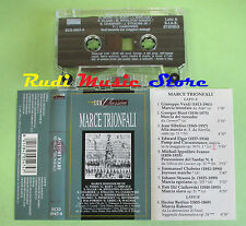 MC MARCE TRIONFALI compilation 1993 GIUSEPPE VERDI RICHARD WAGNER no cd lp