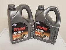 Fuchs Titan ATF 4134 fluido totalmente aprobados para Mercedes 236.14 especificación 8Ltr