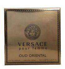 VERSACE POUR FEMME OUD ORIENTAL EAU DE PARFUM 100ML - NEW IN SEALED BOX