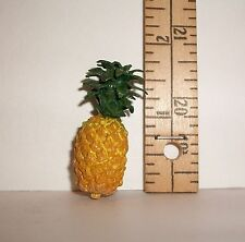 RE-MENT DOLL MINIATURE 1/6 LITTLES FOOD RARE PINEAPPLE FRUIT ACCESSORY RETIRED