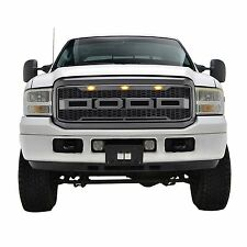 41-0162  2005-07Ford F250 F350 Paramount Automotive Raptor Style Packaged Grille