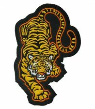Walking Chinese Tiger Patch, Tiger & Animal Patches