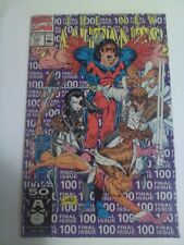 New Mutants #100 1st appearance of x-force