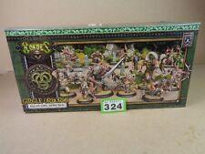 Warmachine Hordes BNIB Circle Orboros All In One Army Box 324