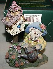Boyds Bears Bearstone Aunt Birdie Berriweather A Sprinkle A Day MIB 2002