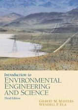 New-Introduction to Environmental Engineering and Science by Masters 3ed INTL ED