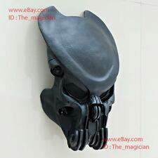 1:1 Scale Movie Prop Replica Halloween Costume Predator Helmet Celtic Mask PD26