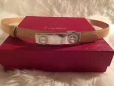 BNIB Women's Cartier Belt Brand New, Never Worn GORGEOUS!!!