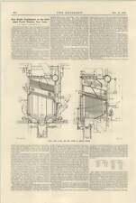 1925 New Boiler Equipment Held Gate Powerstation New York