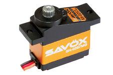 Savox SH-0257MG Micro Size Digital Servo Metal gears (Heli/Parkflyer)