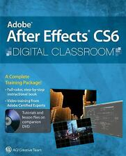 Adobe After Effects CS6 Digital Classroom-ExLibrary