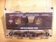 VERY RARE PROMO Playground Tribe DEMO CASSETTE TAPE metal Columbus OH UNRELEASED