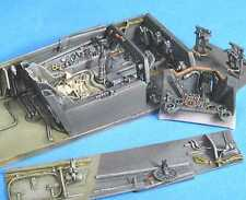 EagleParts 1/32 FOCKE WULF Fw-190D-9 COCKPIT DETAIL SET Resin Conversion Set