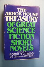 The Arbor House Treasury of Great Science Fiction Short Novels 1980 Hardcover