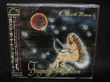 CONCERTO MOON Fragments Of The Moon JAPAN CD Double Dealer Animetal Razing Steel