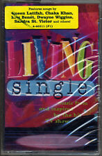 Living Single by Original Soundtrack Cassette (Brand New, Factory Sealed)
