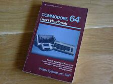 Commodore 64 User's Handbook Programming Memory Graphics Setup Manual 1983
