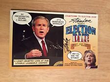 SIGNED - Stan Lee Election Daze : What Are They Really Saying? + Pic SC 1st/1st