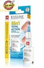 EVELINE 8 in 1 TOTAL ACTION - Top Price Intensive Nail Strengthener Conditioner