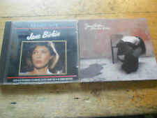 Jane Birkin [2 CD Alben ] Rendez-Vous  + Master Serie BEST OF / GAINSBOURG