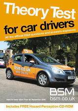 BSM Theory Test for Car Drivers, British School of Motoring