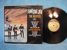 The Beatles, Something New, Apple Records, ST-2108, RARE Mono/Stereo Cover