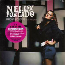 ☆ CD SINGLE Nelly FURTADO Promiscuous 2-track card sleeve ☆
