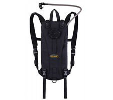 Source Tactical 3-Liter Hydration Pack (Black) w/ WXP Reservoir & Storm Valve