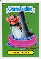 Garbage Pail Kids Mini Cards 2013 Base Card 179a Tasted TONY
