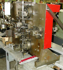 GoldPro Vertical Four Slide Wire Forming Machine For Shaping Small Wire Parts