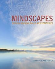 Mindscapes: Critical Reading Skills and Strategies Carter, Christine E. Paperba