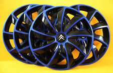"14"" CITROEN C1,C2,C3,C4,Berlingo,Saxo....WHEEL TRIMS/COVERS,HUB CAPS ,Quantity 4"