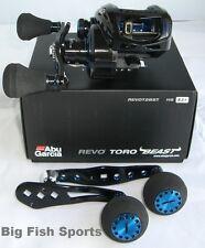 ABU GARCIA REVO TORO BEAST LOW PROFILE Baitcasting Reel REVO T2 BST50-HS New!