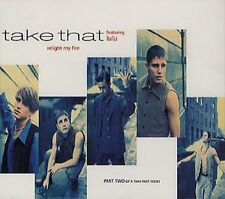 Take That Relight my fire (1993, CD2, feat. Lulu) [Maxi-CD]