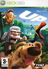 Disney Pixar UP - XBOX 360 Game NEAR MINT DISC