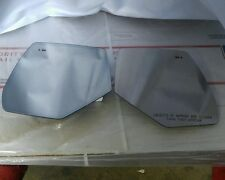 2015 - 2016 CADILLAC ESCALADE LEFT & RIGHT MIRRORS BLIND SPOT OEM GM